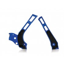 Copritelaio Acerbis X-Grip Yamaha YZ / WR 125-250 - Blu