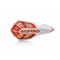 Coppia Paramani Acerbis X-Future - Bianco Rosso