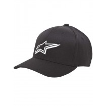 Cappellino Alpinestars Coulter Curved Hat Nero