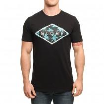 T-shirt Globe Fenwick Nero