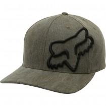 Cappellino Fox Clouded Flexfit Hat Green
