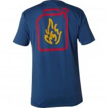 T-shirt Fox Hell Race Light Indigo