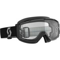 Maschera Scott Split OTG Black (indossabile con occhiali da vista)