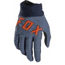 Guanti Fox 360 Blue Steel