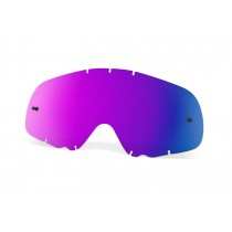 Lente Ricambio Oakley Crowbar MX Violet Iridium 59-694 Goggles Brillen