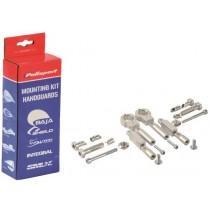 Kit Di Montaggio Alluminio Paramani Polisport SM Line - MAGURA