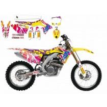 Kit Completo Replica Team Suzuki World MXGP '92 Design RMZ 450