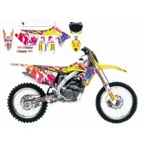 Kit Completo Replica Team Suzuki World MXGP '92 Design RMZ 250