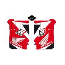 Kit Adesivi Feritoie Radiatore Honda CRF 250 14>16