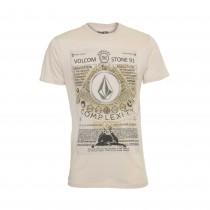 T-shirt Volcom Simplicity - Bone
