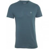 T-shirt Volcom Stone Alone - Denim Blue