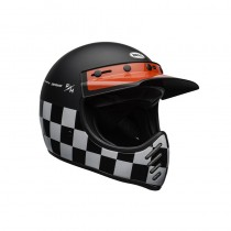 Casco Bell Moto-3 Fasthouse Checkers