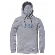 Felpa Globe Mod Hoodie III - Pewter Marle