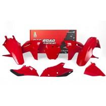 Kit Plastiche GasGas MC / MC-F / EX / EX-F  2021 Rosso