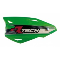 Coppia Paramani Rtech Vertigo Verde Kawasaki Handguards