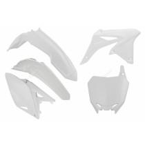 Kit Plastiche Suzuki RMZ 250 2010=>2016 Bianco