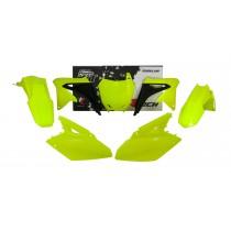 Kit Plastiche Suzuki RMZ 450 2008=>2017 Giallo Fluo Limited Edition