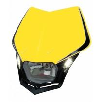 Mascherina Faro Anteriore Rtech V-Face LED Giallo Suzuki