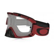 Maschera Oakley O2 Mx - Imtimidator Blood Red OO7068-06