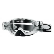 Maschera Oakley O2 Mx Roll Off - Matte White OO7068-20