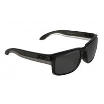 Occhiali Oakley Holbrook Grey Smoke / Black Iridium oo9102-24 Sunglasses