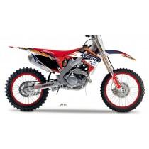 Kit Completo Grafiche REPSOL Honda CR 125-250 2002=>2007