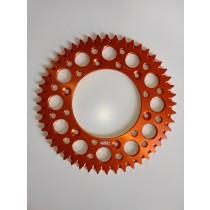 Corone in Ergal Autopulenti Serie R - KTM - Arancio
