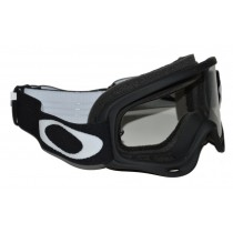Maschera Oakley O-Frame MX Matte Black / Clear 01-600 Goggles