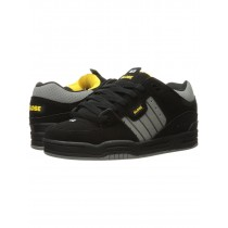 Scarpe Skate Globe Fusion - Black / Grey / Yellow