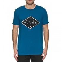 T-shirt Globe Fenwick Moroccan Blue