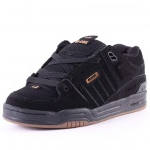 Scarpe Skate Globe Fusion Black Brown