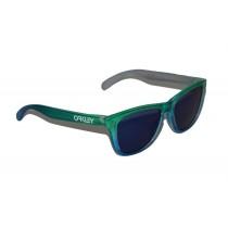 Occhiali Oakley Frogskins Marine Fade / Blue Iridium 24-237 Sunglasses