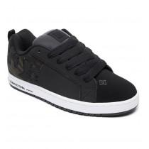 Scarpe DC Shoes Court Graffik SE Black Camo