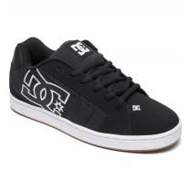 Scarpe DC Shoes Net SE - Black Herringbone