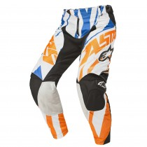 Pantaloni Alpinestars Techstar Orange Blue
