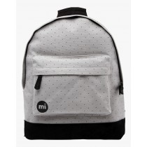 Zaino Mi-Pac Canvas Dot Grey / Black