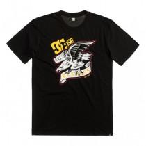 T-shirt DC Eagle 199 Travis Pastrana - Nero