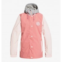 Giacca Donna Neve DC DCLA Dusty Rose
