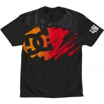 T-shirt DC Stroke Star Ken Block Limited Edition - Nero