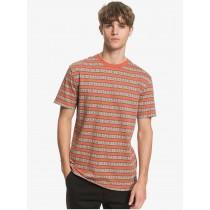 T-shirt Uomo Quiksilver Jacquard Destin
