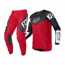 Completo Fox 180 Revn Flame Red
