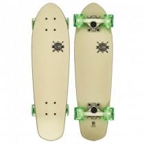 """Skateboard Completo Globe Blazer 26""""  - si illumina al buio + ruote con led"""
