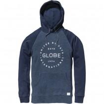 Felpa Globe Windsor Hoodie - Cosmic Blu