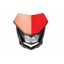 Mascherina Faro Anteriore Polisport Halo Rosso Honda