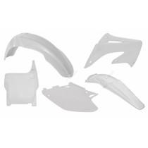 Kit Plastiche Honda CR 125-250 2004=>2007 Bianco