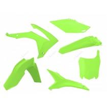 Kit Plastiche Honda CRF 250 2014=>2017 / CRF 450 2013=>2016 Giallo Fluo