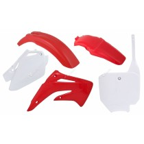Kit Plastiche Honda CR 85 2003=>2007 Rtech Plastics Kit OEM Color