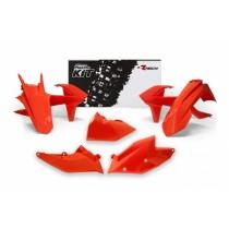 Kit Plastiche KTM EXC-EXCF-XC/W 250=>500 2017 / XC/W 125-150 2017 Arancione
