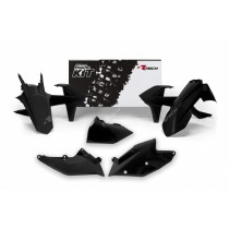 Kit Plastiche KTM EXC-EXCF-XC/W 250=>500 2017 / XC/W 125-150 2017 Nero