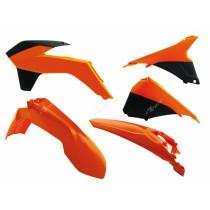 Kit Plastiche KTM EXC-EXCF 125-200-250-350-450-500 2014=>2016 Originale '14